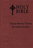 Douay- Rheims Version Bible Catholic: Challoner's Revision