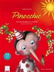 Pinocchio. The adventures of a puppet