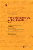 The comical history of Don Quixote. Ediz. critica