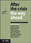 After the crisis. The way ahead