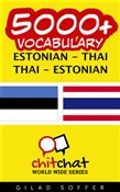 5000+ Vocabulary Estonian - Thai