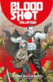 bloodshot salvation. vol....
