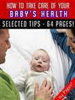 How To Take Care Of Your Baby's Health