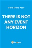 There is not any event horizon