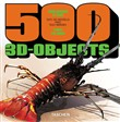 five hundred. 3d objects....
