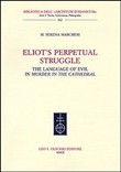 Eliot's Perpetual Struggle. The Language of Evil in «Murder at the Cathedral»