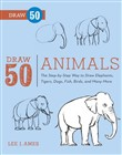draw 50 animals