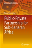 Public–Private Partnership for Sub-Saharan Africa