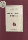 Music-hall poésie