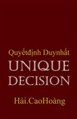 Unique Decision: Quy?t d?nh Duy nh?t