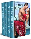 One More Kiss: A Contemporary Romance Anthology