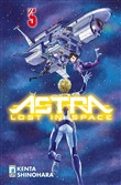 astra. lost in space. vol...