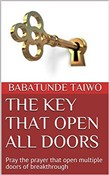 THE KEY THAT OPEN ALL DOORS