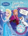 Moda regale. Frozen. Fashion book