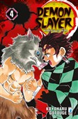 Demon slayer. Kimetsu no yaiba. Vol. 4
