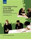 Consultation Phase of the ADB Accountability Mechanism