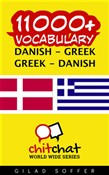 11000+ Vocabulary Danish - Greek