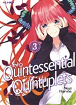 The Quntessential Quintuplets. Vol. 3