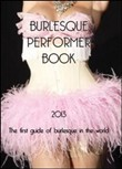burlesque performer book
