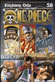 One piece. New edition Vol. 58