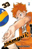 haikyu!!. vol. 33