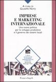 Imprese e marketing internazionale