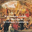 Wie Es Euch Gefallt (As You Like It in German translation)