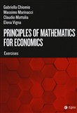 Principles of mathematics for economics. Exercises