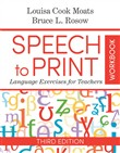 Speech to Print Workbook