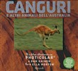 Canguri e altri animali dell'Australia. Un libro illustrato in Photicular®