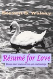 résumé for love