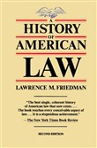 a history of american law...
