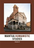 Mantua humanistic studies. Vol. 10