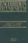 Enchiridion Oecumenicum Vol. 5