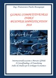 Global competitiveness index business sophistication. Ediz. italiana