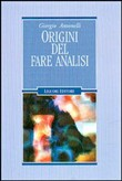 Origine del fare analisi