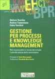 Gestione per processi e knowledge management