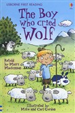 The boy who cried wolf level 3