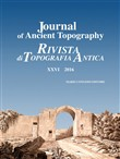 Journal of ancient topography-Rivista di topografia antica (2016). Vol. 26
