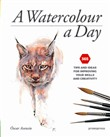A watercolour a day. 365 tips and ideas for improving your skills and creativity