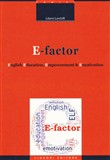 E-factor. English education, empowerment and emotivation