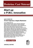 Start up e P.M.I. innovative. Con e-book