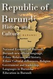History and Culture, Republic of Burundi