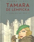 Tamara de Lempicka. Graphic novel