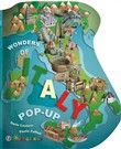 Wonders of Italy. Libro pop-up