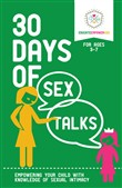 30 Days of Sex Talks for Ages 3-7