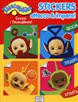 Stickers attacca & impara. Teletubbies. Con adesivi