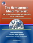 The Homegrown Jihadi Terrorist: The Threat of ISIS-Inspired Radicalization in the United States - American Foreign Fighters for Violent Islamist Extremism, Minnesota Cluster and Game Theory Analysis