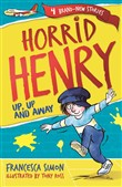 horrid henry: up, up and ...