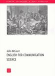 English for Communication Science
